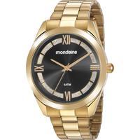 Relógio Mondaine Feminino 53816Lpmvde3