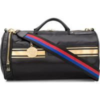 Puma Puma X Balmain Luggage Bag - Preto