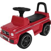 Carrinho Passeio Infantil Bel Brink 934504 Mercedes-Benz Vermelho