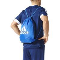 74d5cb285 Bolsa De Ginastica Tiro - Azul Claro & Azul Marinho Adidas