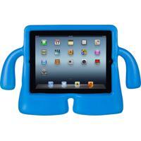 Capa De Ipad Infantil Anti-Impacto Mybag Amigo Azul - Ipad Mini 1, 2 E 3