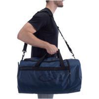 Mala Olympikus Gym Bag Bg - 62 Litros - Azul Escuro