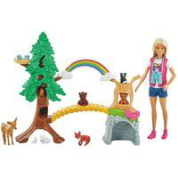 Barbie Profissões Exploradora Da Selva - Mattel