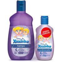 Kit Turma Da Xuxinha Shampoo 400Ml + Condicionador Sono Tranquilo 210Ml