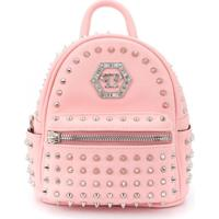 Philipp Plein Junior Studded Backpack - Rosa
