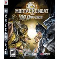 Jogo Mortal Kombat Vs. Dc Universe Para Playstation 3 (Ps3) - Midway