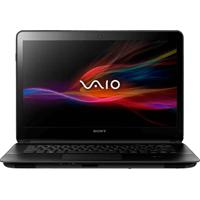 "Notebook Sony Vaio Fit Svf14213Cbb - Preto - Intel Core I5-33337U - Ram 4Gb - Hd 750Gb - Touchscreen 14"" - Windows 8"