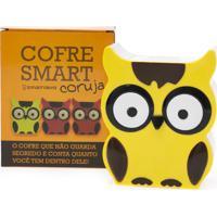 Cofre Smart Zonacriativa Amarelo