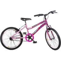 Bicicleta Infantil Rainbow Krazy Girl Aero - Aro 20 - Feminino