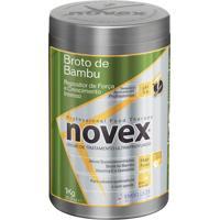 Creme De Hidratação E Tratamento Novex Broto De Bambu 1K