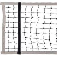 Rede Vôlei Evo Sports Oficial Suporte Antena - Unissex-Preto