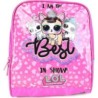 Lancheira Escolar Luxcel Lol Feminino - Feminino-Pink