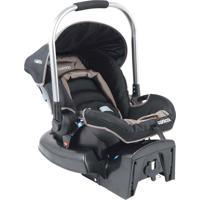 Bebê Conforto Caracol Com Base Para Compass Capuccino Lenox Kiddo