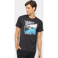 Camiseta Adidas Id Photo Masculina - Masculino-Preto