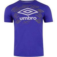 Camiseta Umbro Twr Legacy Classic Masculina - Masculino