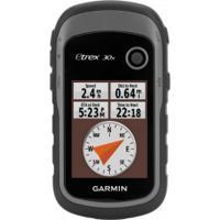 Gps Portátil Garmin Etrex 30X Com Bússola - Preto/Cinza