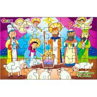 Quebra Cabeça Bíblico 5+ / Carlu