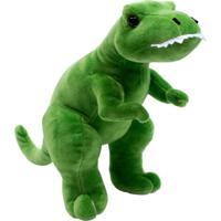 Pelúcia Minas De Presentes Dinossauro Verde - Kanui