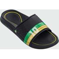 Chinelo Masculino Slide Brasil Rider 11337