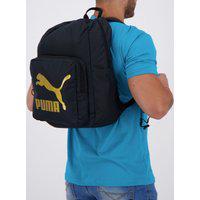Mochila Puma Originals Backpack Preta