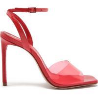 Sandália Vinil Full Color Red | Schutz