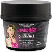 Mascara Umidiliz Onduladas Muriel 300Ml - Unissex-Incolor