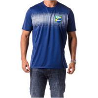 Camiseta Braziline Manga Curta Brasil Pindarí Masculina - Masculino