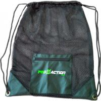Bolsa Gym Mesh Proaction Sports G179 Preto
