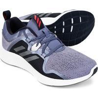 d4d0083135b7e ... Tênis Adidas Edgebounce Feminino - Feminino-Roxo+Preto