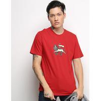 Camiseta Cavalera T Shirt Leão De Judah Masculina - Masculino