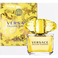 Perfume Feminino Yellow Diamond Versace - Eau De Toilette 30Ml