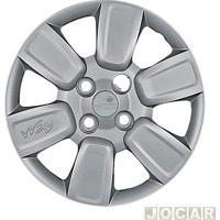 Calota Aro 13 Fiat - Grid - Uno Way 2014 Em Diante - Cada (Unidade) - 199Cb