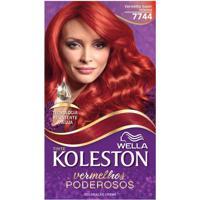 Tintura Koleston 7744 Vermelhos Especiais