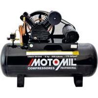 Compressor Cmav 20/200 175Lbs 5,0Hp Trifásico 220/380V 18909.8 - Motomil