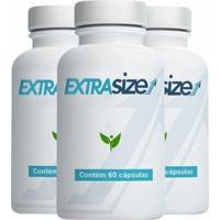 Extrasize (Xtrasize) - Promoção 3 Unidades