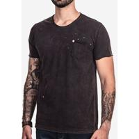Camiseta Destroyed Stone 101953