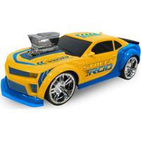 Carrinho De Fricção - Monster Machine - Esportivo Amarelo - Toyng