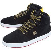 Tênis Dc Shoes Crisis High Preto 7e0c167826b02