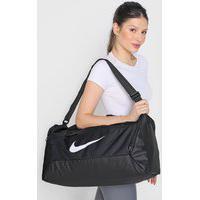 Bolsa Nike Brsla S Duff - 9.0 Preta