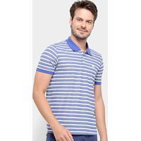Camisa Polo Fila Custom Masculina - Masculino