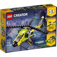 Lego Creator 31092 Aventura De Helicóptero - Lego