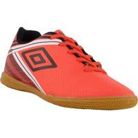 Chuteira Futsal Umbro Drako Laranja