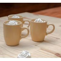 Caneca Le Mug Em Cerâmica Bege 260Ml