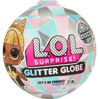 Boneca Lol Glitter Globe Candide - Feminino-Branco