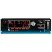 Controle Com Piloto Automático Em Simulação Profissional Flight Multi Panel - 945-000028