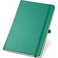 Caderneta De Anotações Topget 12X18Cm 80 Folhas Sem Pauta - Verde