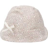 Bonpoint Chapéu Liberty Com Estampa Floral - Rosa