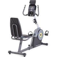 Bicicleta Ergométrica Horizontal Trainer 400Ri Golds Gym - Unissex
