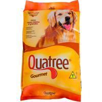Ração Para Cães Quatree Gourmet Adultos Raças Médias E Grandes 3Kg