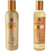 Kit Leave-In E Óleo Avlon Keracare - Unissex-Incolor